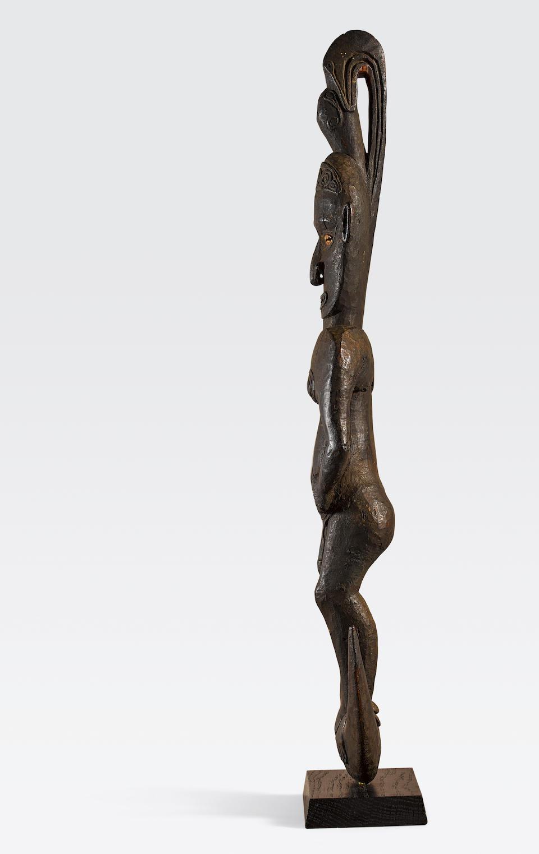 Hook Figure, Ramu River, Madang Province, Papua New Guinea
