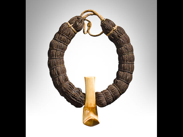 Superb Hook Necklace, Hawaiian Islands