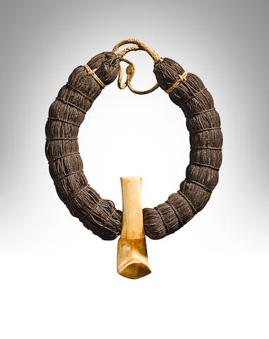 Superb Hook Necklace, Hawaiian Islands