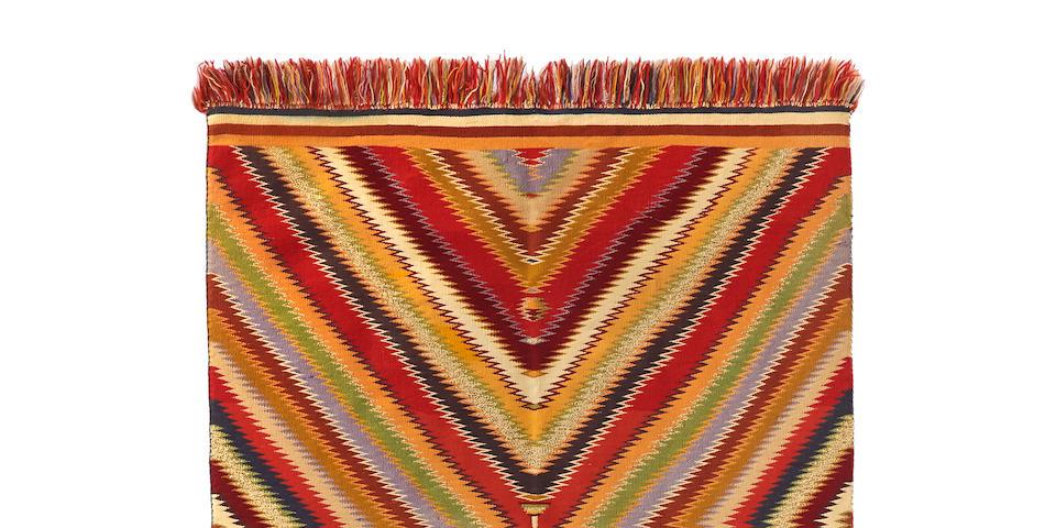 A Navajo Germantown weaving