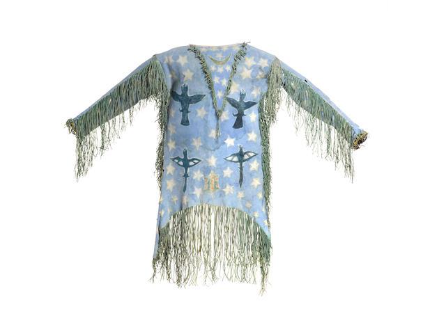 A Southern Plains Ghost Dance shirt