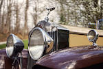 <b>1931 Rolls-Royce Phantom 1 Town Car</b><br />Chassis no. S203PR<br />Engine no. 31030