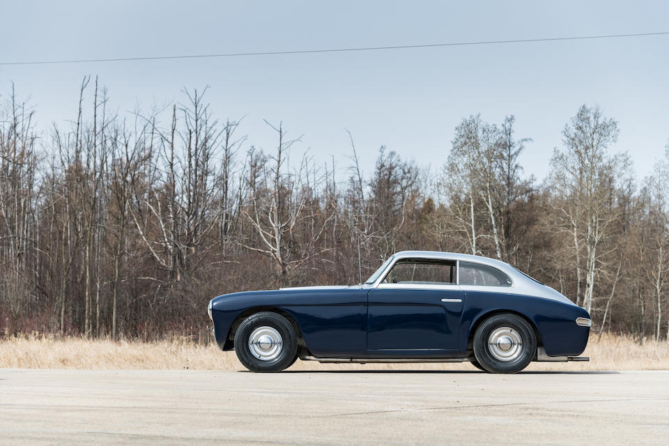<b>1954 Cunningham C-3 Coupe</b><br />Chassis no. 5440<br />Engine no. C53-8-1852 (see text)