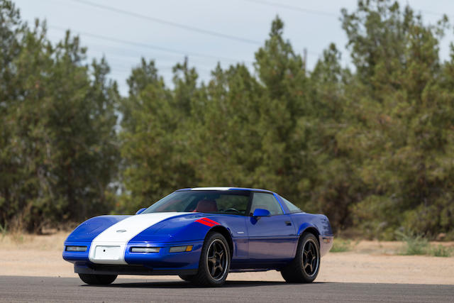 <b>1996 Chevrolet Corvette Grand Sport Coupe</b><br />VIN. 1G1YY2251T5600042