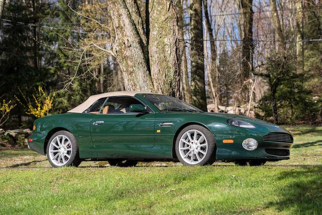Bonhams Aston Martin DB VANTAGE VOLANTEVIN SCFABYK - 2000 aston martin