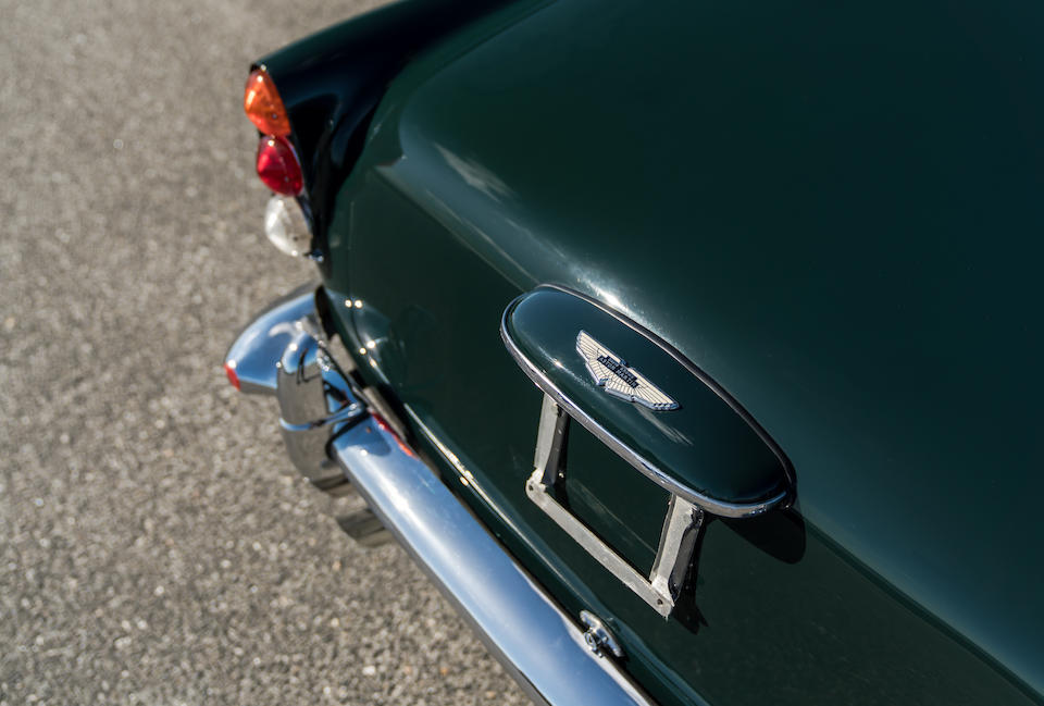 <B>1965 Aston Martin DB5 Convertible</B><br />Chassis no. DB5C/1520L<br />Engine no. 400/1783