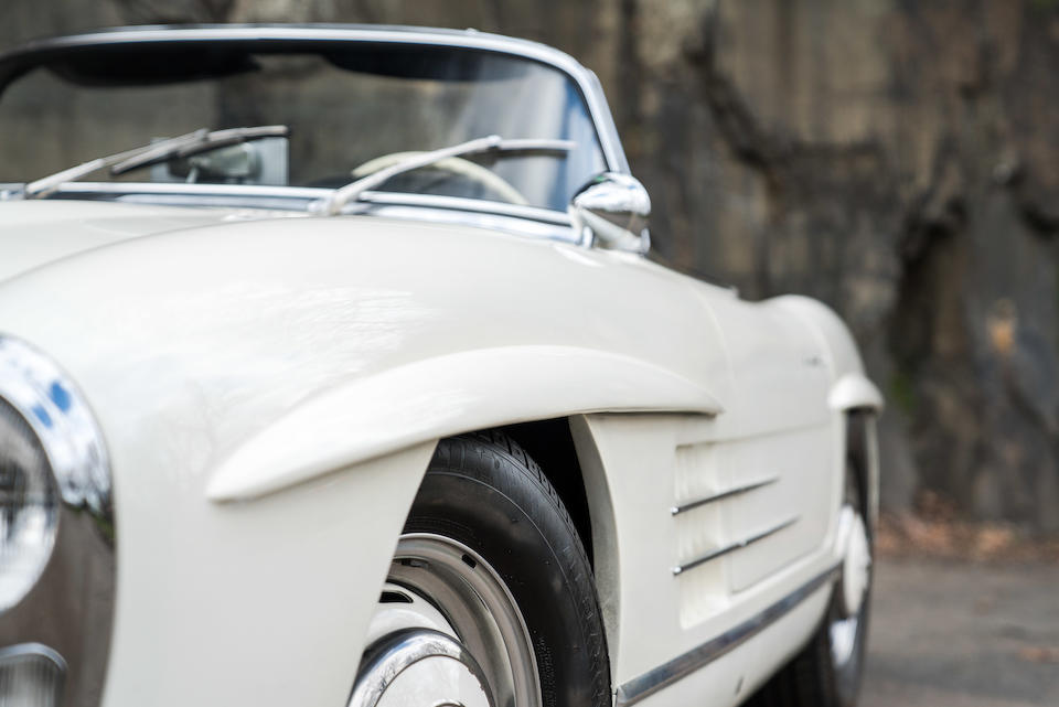 <b>1959 Mercedes-Benz  300SL Roadster</b><br />Chassis no. 198.042.8500297