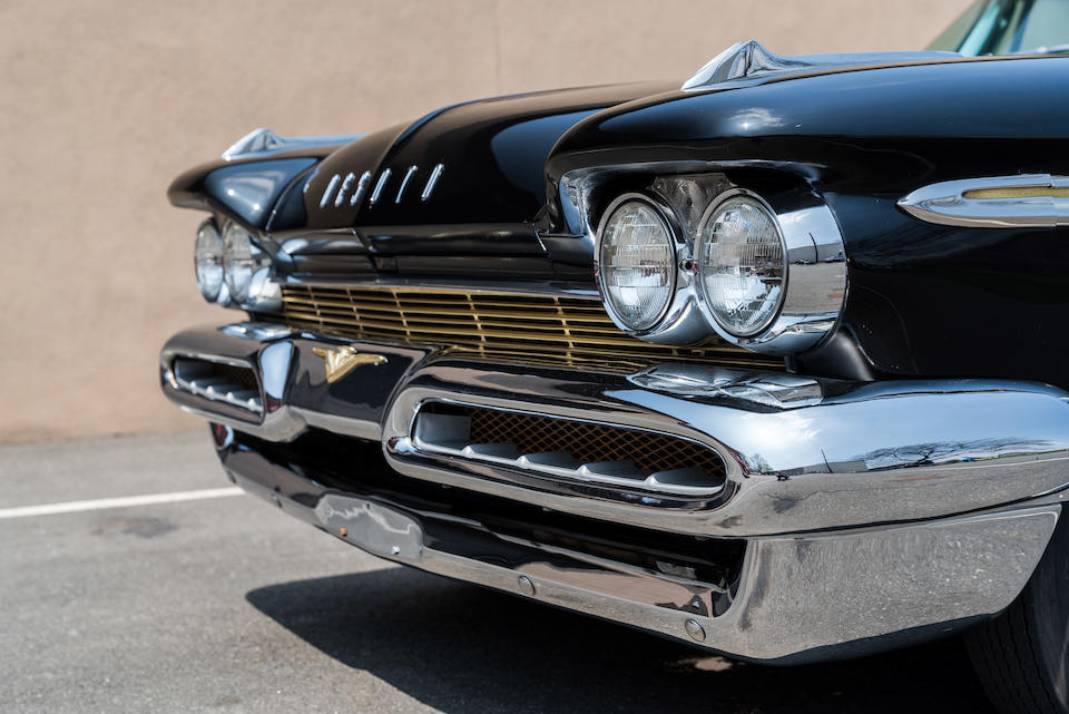 <b>1959 DeSoto Adventurer Sport Coupe</b><br />Chassis no. M491100225