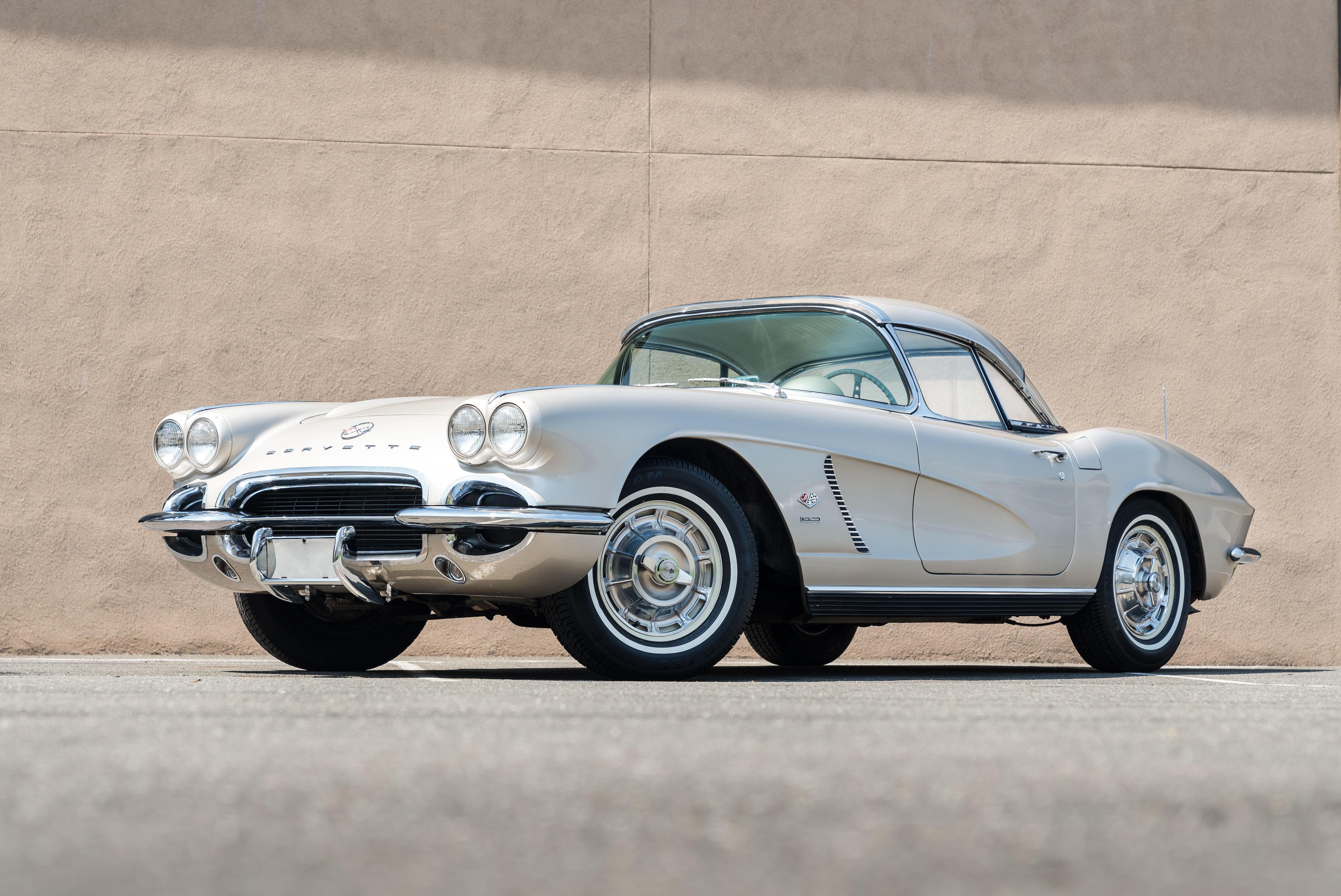 1962 Chevrolet Corvette Roadster Chassis no. 20867S101783