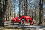"<b>1910 National Series S 50hp ""Semi-Racing Type"" Roadster</b><br />Chassis no. 3204<br />Engine no. 7474"