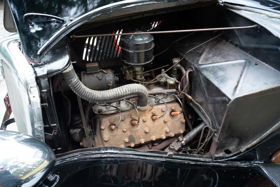 <b>1934 Ford MODEL 40 STATION WAGON</b><br />Chassis no. 86013170