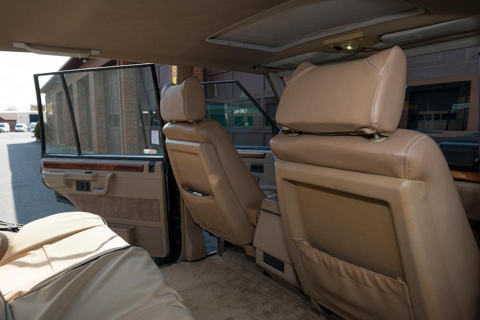 <b>1995 Range Rover Classic 4x4 Estate</b><br />VIN. SALHC1341SA652856