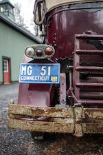 <b>1929 Packard Custom Eight 640 Touring</b><br />Engine no. 172900