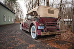 <b>1929 Packard Custom Eight 640 Touring</b><br />Engine no. 172900