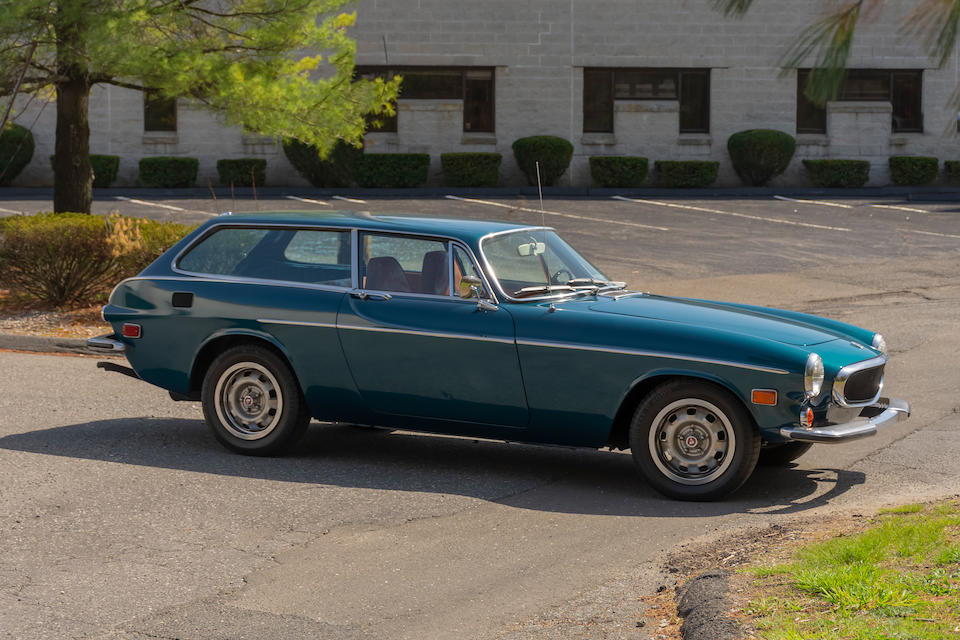 <b>1973 Volvo P1800ES Sports Estate</b><br />Chassis no. 6078.6108