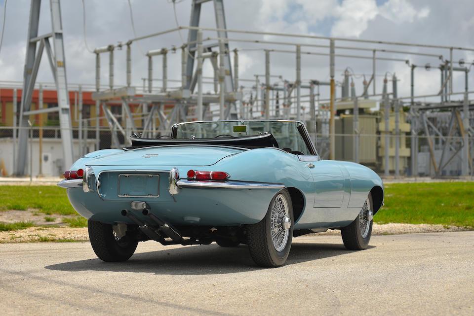 <b>1968 Jaguar E-Type Series 1&#189; 4.2 Roadster</b><br />Chassis no. 1E17088