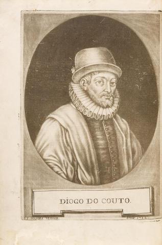 COUTO, DIOGO DO. 1542-1616. Decadas da Asia. Lisbon: Domingos Gonsalves, 1736.