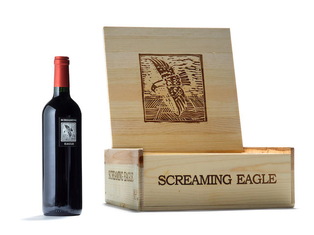 Screaming Eagle Cabernet Sauvignon 2012 (3)