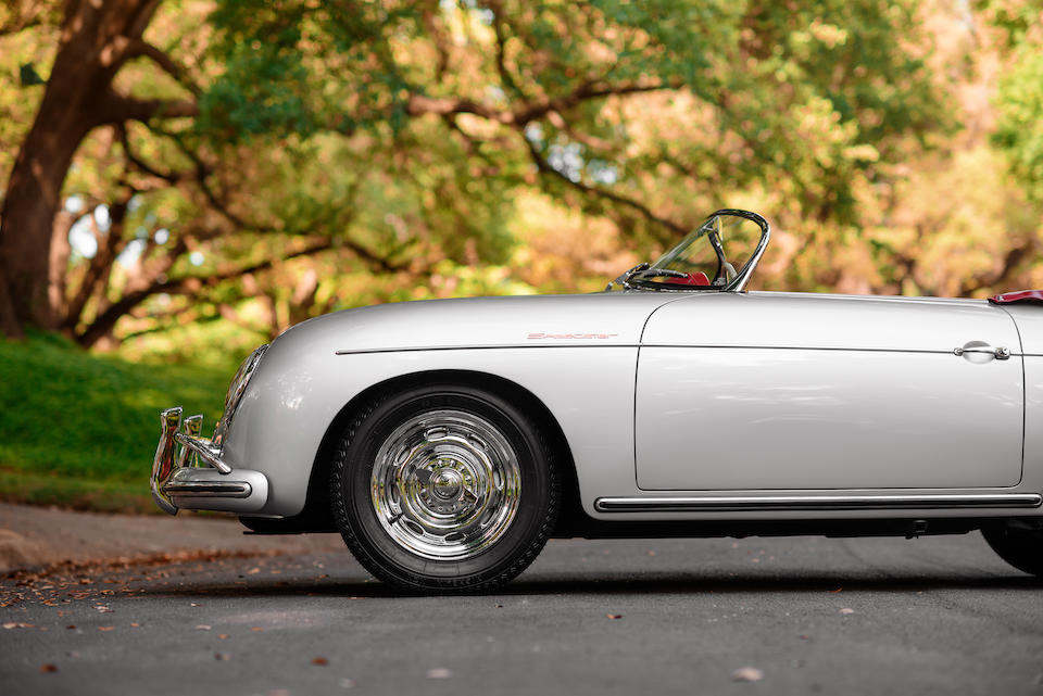 <b>1958 Porsche 356A T2 1600 Speedster</b><br />Chassis no. 84389<br />Engine no. 68308