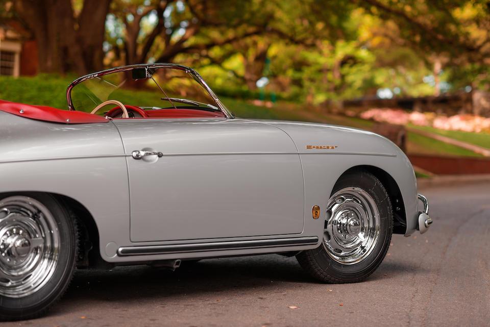 <b>1958 Porsche 356A T2 1600 Speedster</b><br />Chassis no. 84389<br />Engine no. 68308
