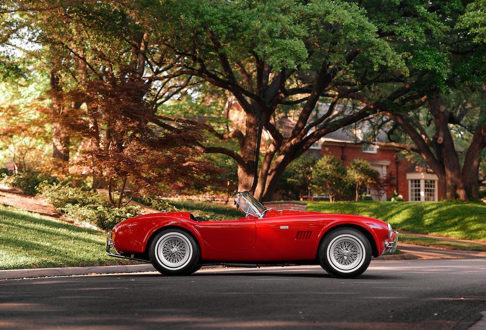 <b>1964 Shelby Cobra 289</b><br />Chassis no. CSX 2328<br />Engine no. PA 4539