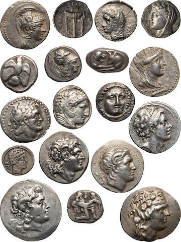 Greek coins, Pergamum, Stater