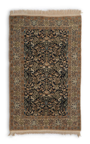 A Nain rug South Central Persia dimensions approximately 5ft 8in x 3ft 8in (173 x 112cm)