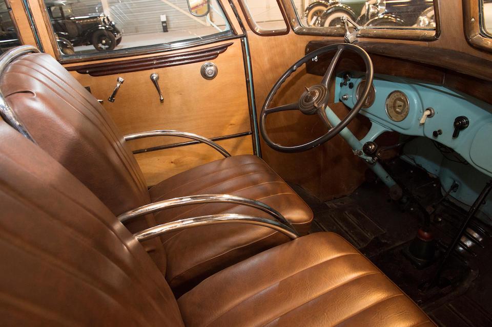 <b>1937 Ford 950 Autobus</b><br />Engine no. T1556975