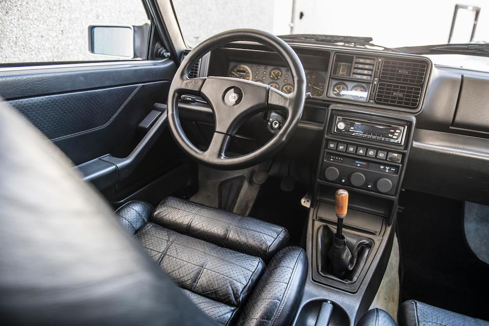 <b>1992 Lancia Delta Integrale HF Evo I</b><br />VIN. ZLA831AB000581267<br />Design by Giorgetto Giugiaro