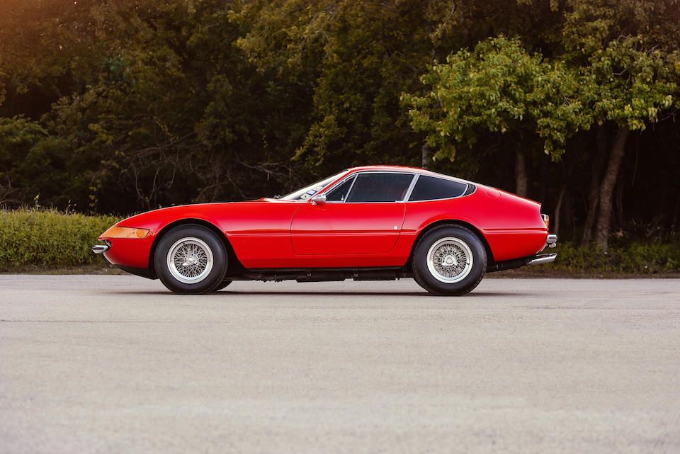 <b>1973 Ferrari 365 GTB/4 Daytona</b><br />Chassis no. 16519 <br />Engine no. B2280