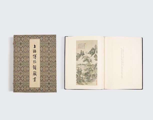 Shanghai Bowuguan Cang Hua  Limited edition, published 1959