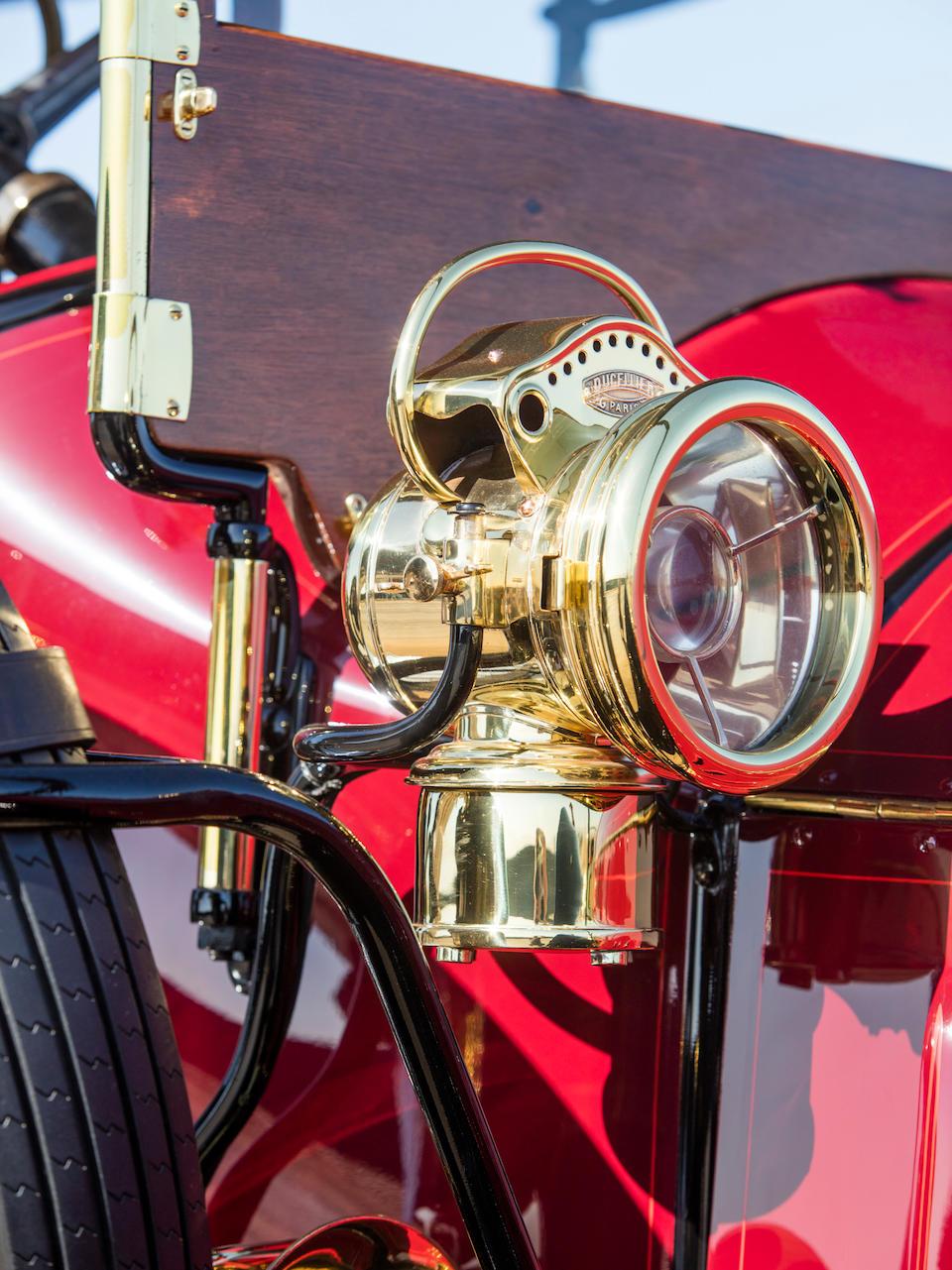 <b>1913 Mercedes 28/60HP Phaeton</b><br />Engine no. 16352