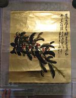 Wu Changshuo (1844-1927) Flowering Balsam, 1919