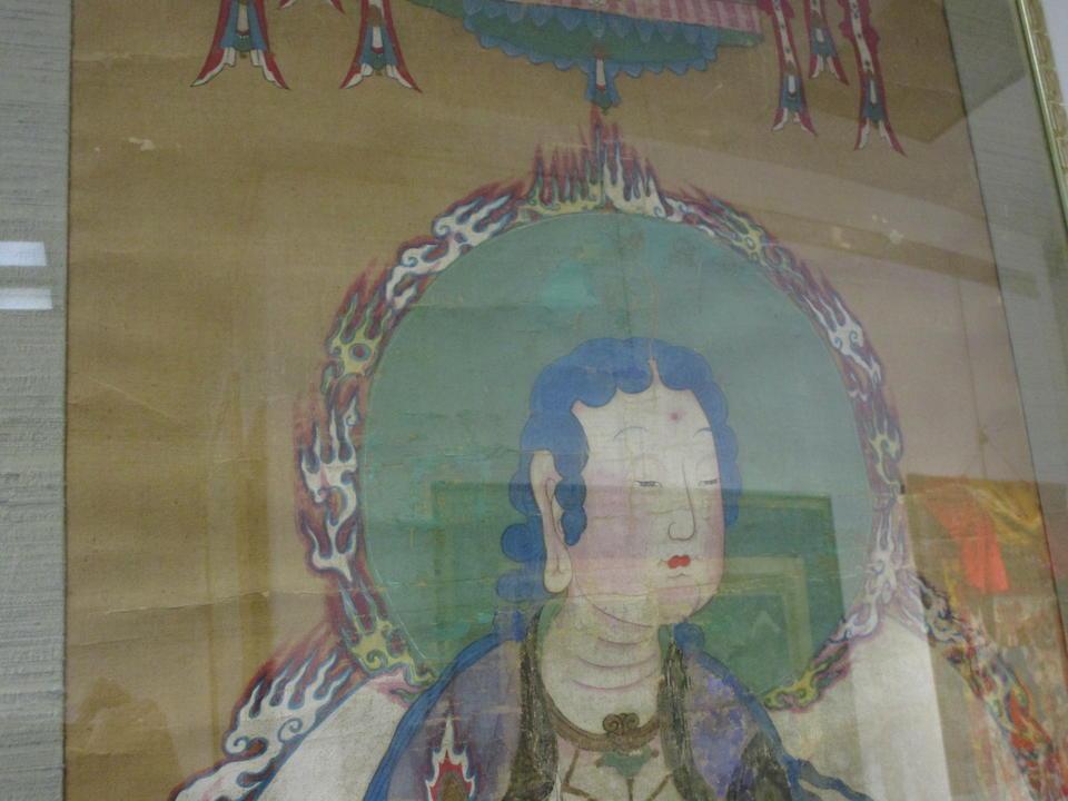 Anonymous (Qing dynasty) The Samantabhadra Bodhisattva