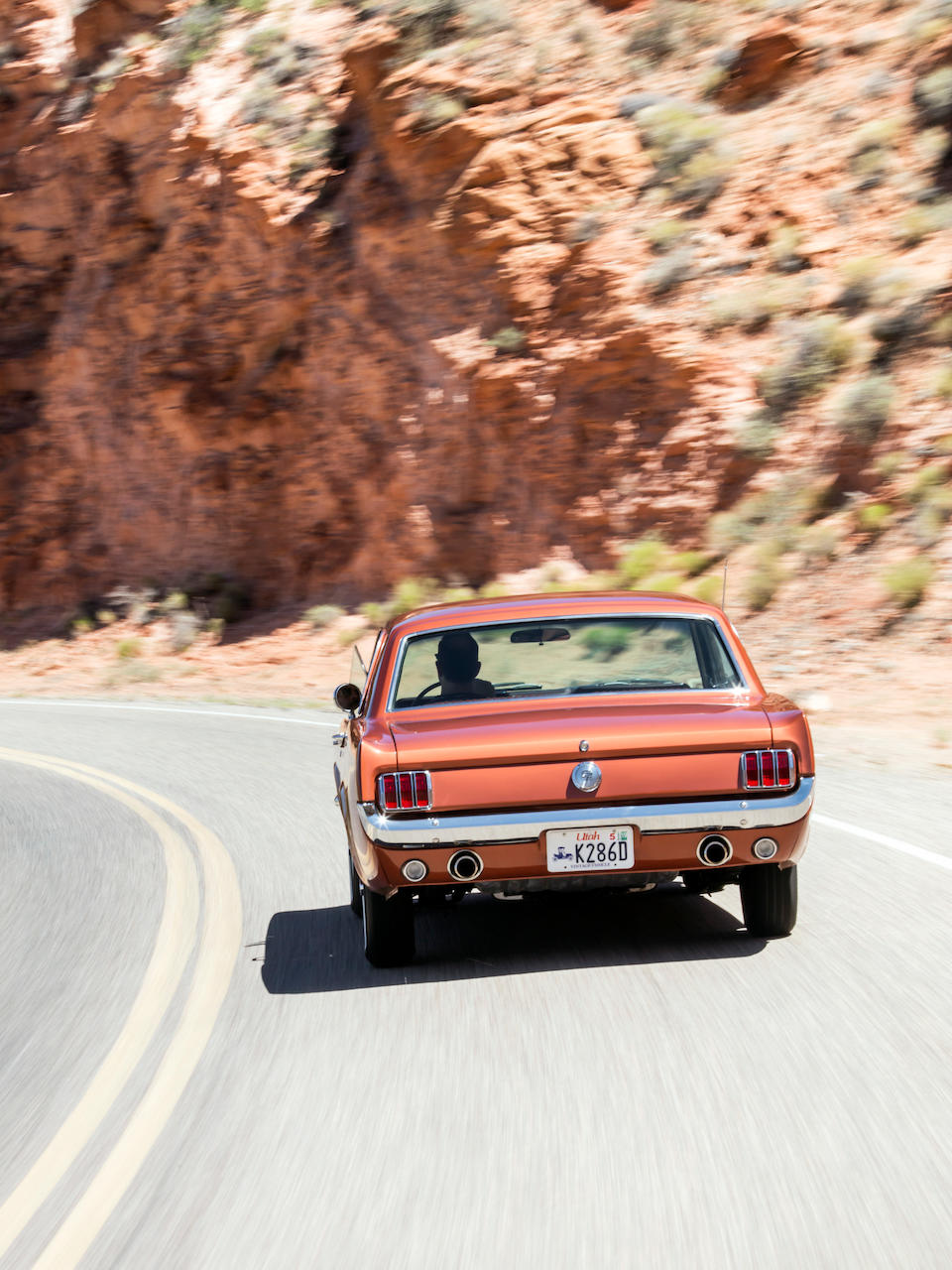 <b>1966 Ford Mustang GT 289 Hardtop</b><br />Chassis no. 6F07A139237