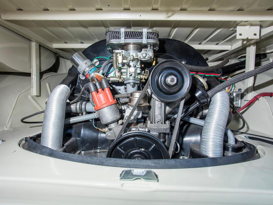 <b>1966 Volkswagen Type-2 Samba 21 Window Bus</b><br />Chassis no. 256015181