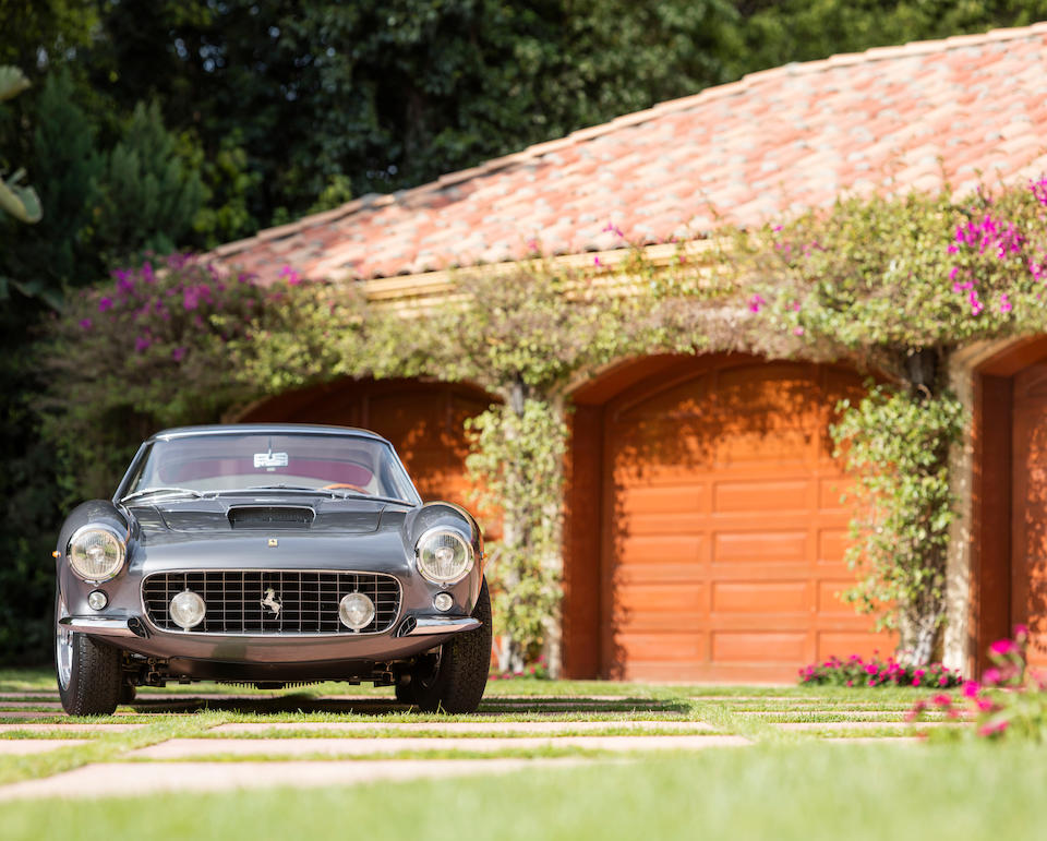 <b>1962 Ferrari 250 GT SWB Berlinetta</b><br />Chassis no. 3337GT<br />Engine no. 3337GT