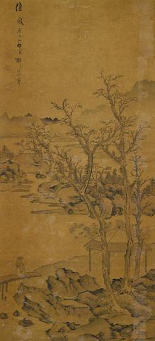 LÜ Xiang (18th century) Landscape
