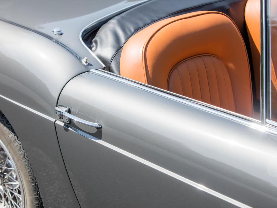 <b>1960 Ferrari 250 GT Series II Cabriolet</b><br />Chassis no. 2039GT<br />Engine no. 2039GT