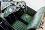 <b>1948 MG TC Midget</b><br />Chassis no. TC/5112<br />Engine no. XPAG 5733