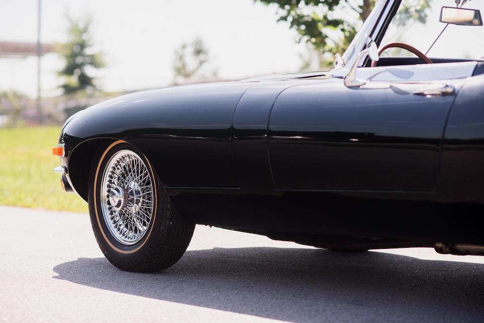 <b>1969 Jaguar E-Type Series II 4.2 Roadster</b><br />Chassis no. 1R9068<br />Engine no. 7R2966-9