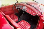 <b>1962 MG A 1600 Mk II Roadster</b><br />Chassis no. GHNL2/108775<br />Engine no. 16GC-U-H8803