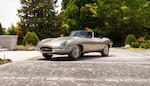 <b>1964 Jaguar E-Type Series I 3.8 Roadster</b><br />Chassis no. 881329<br />Engine no. RA6262-9