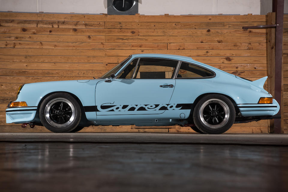 <b>1972 Porsche 911 RS Outlaw</b><br />Chassis no. 9112101838