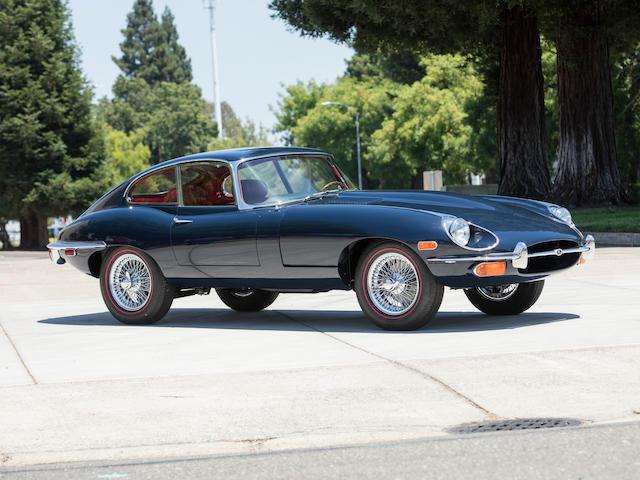 <b>1969 Jaguar E-Type Series II 4.2 Coupe</b><br />Chassis no. 1R25369<br />Engine no. 7R2216-9