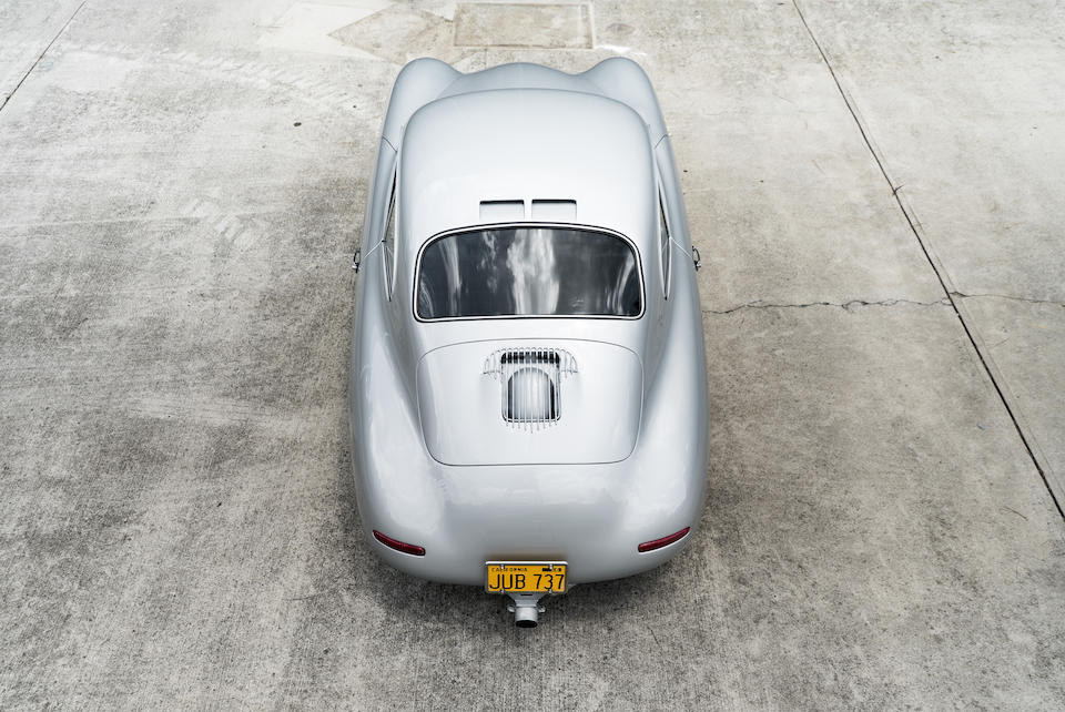 <b>1956 Porsche 356A Carrera GS</b><br />Chassis no. 56083<br />Engine no. P93046 (see text)