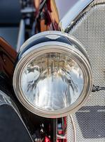<b>1921 Stutz Series K Bearcat</b><br />Chassis no. 10166<br />Engine no. K10284