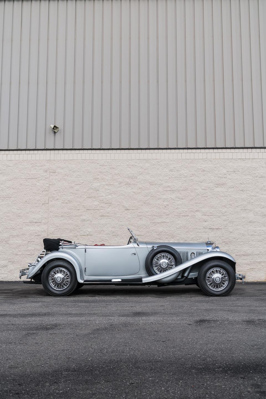 <b>1936 Mercedes-Benz 500K Touring Phaeton</b><br />Chassis no. 11369<br />Engine no. 113696