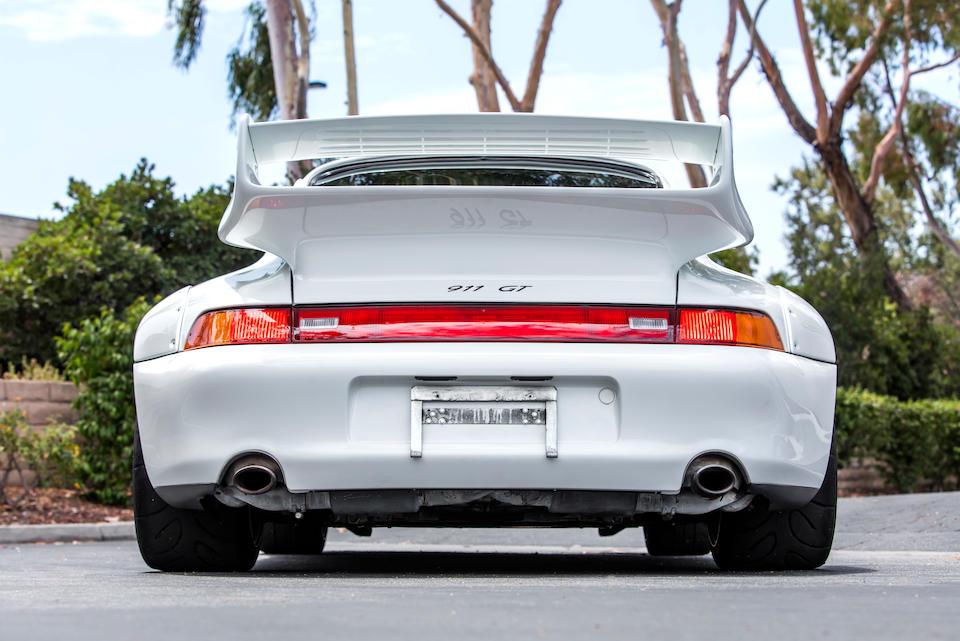<b>1996 Porsche  911 GT2 Club Sport</b><br />VIN. WP0ZZZ99ZTS392151