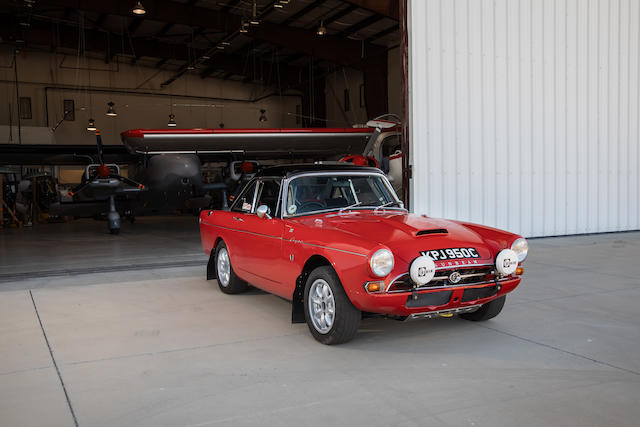 <b>1965 Sunbeam Tiger</b><br />Chassis no. 9472772HR0FE